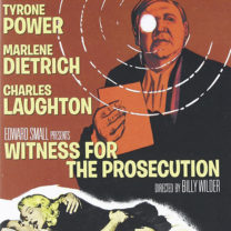 Cycle Billy Wilder «Witness for the Prosecution» (Témoin à Charge)