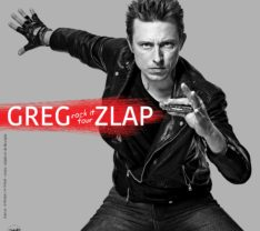 "Greg Zlap ""Rock it"" - NOUVEAU SPECTACLE"